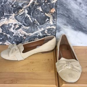 Dolce Vita- suede flats